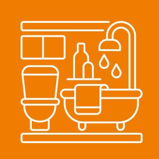badezimmer icon