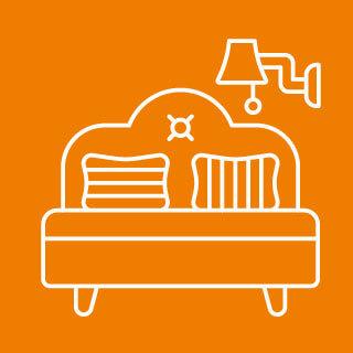 schlafzimmer icon